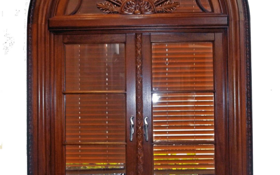 Wooden Doors | bellinimastercraft.com