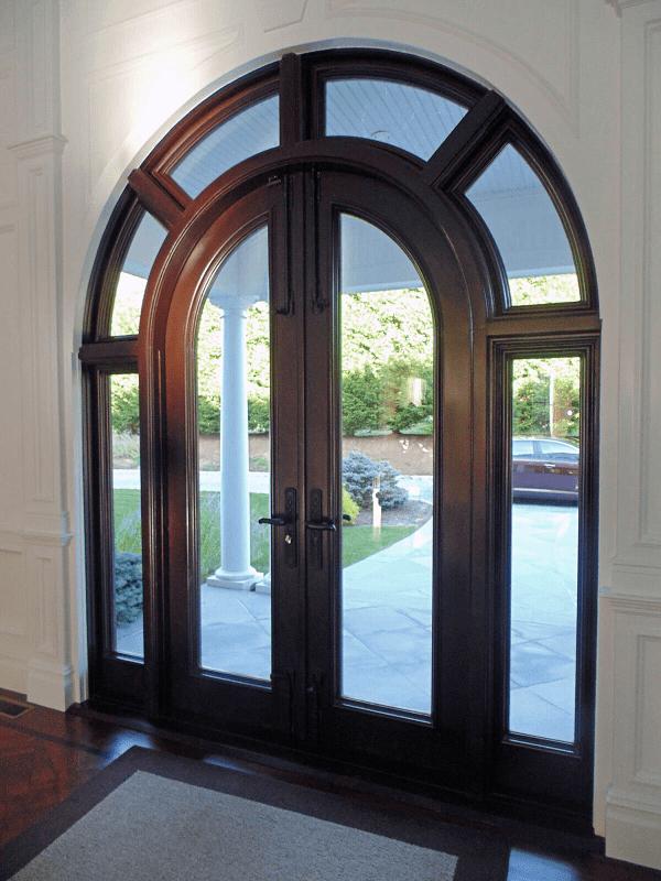 Full arched door system warmth - bellinimastercraft.com