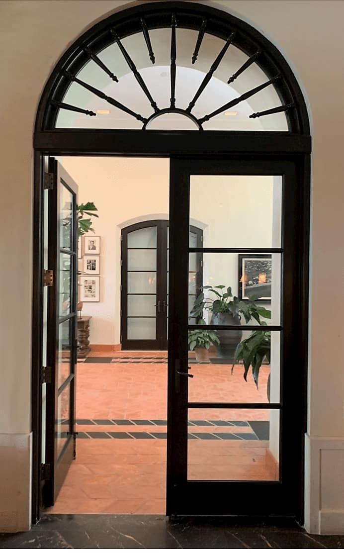 BELLINI INTERIOR FRENCH DOORS IN THE PROMENADE - Surf Club Miami