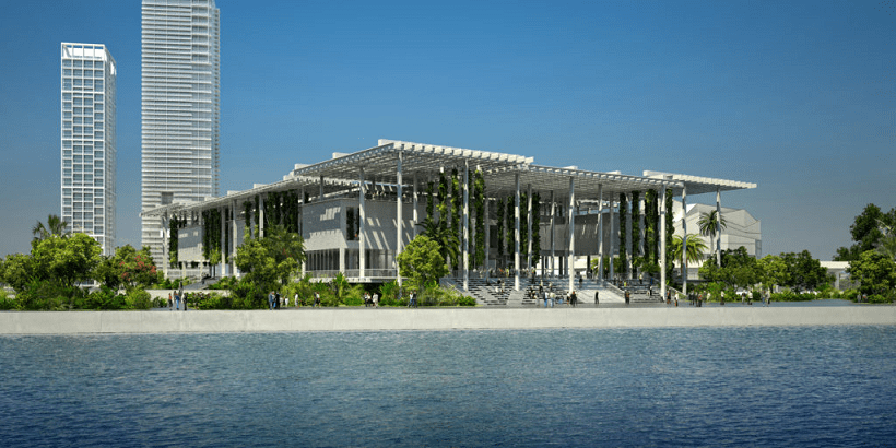 The Perez Art Museum Miami -
