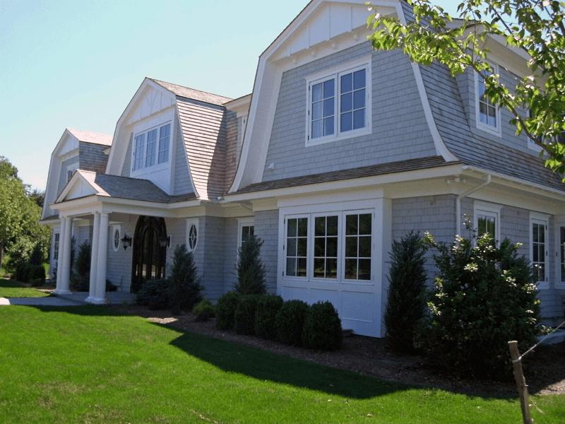 The traditional Architecture in Bridgehampton - Bellinimastercraft.com