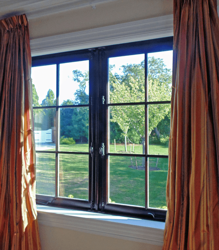 Traditional French Casement Windows in Bridgehampton2 - Bellinimastercraft.com