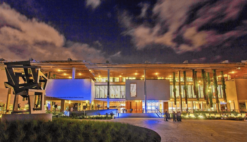 Miami's premier Contemporary art Museum