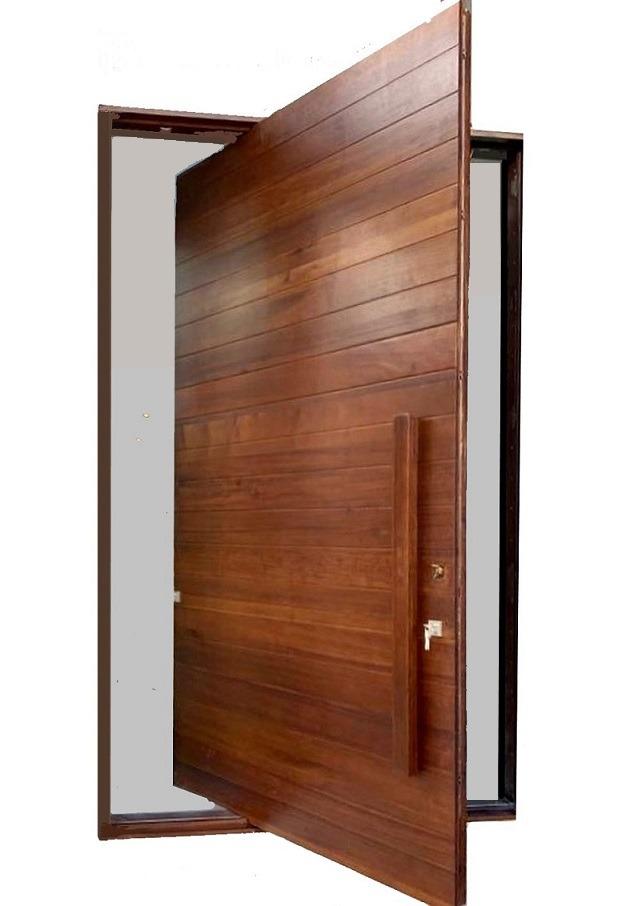 Nannarella Mahogany Door | bellinimastercraft.com