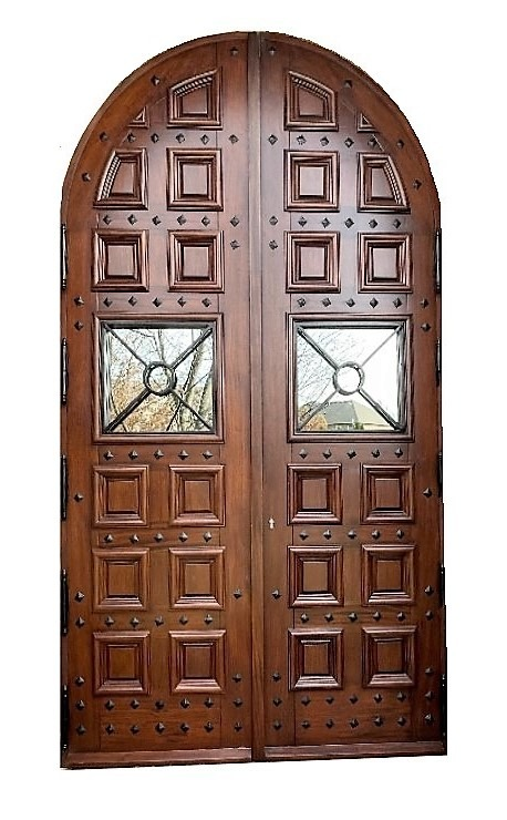 JOSHI MAHOGANY ENTRY DOOR