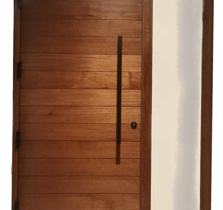Contemporary Wooden Doors | bellinimastercraft.com