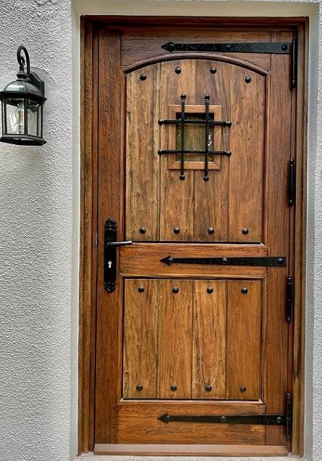 Custom Front Doors   www.bellinimastercraft.com