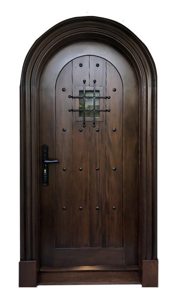 PARKLAND MAHOGANY ENTRY DOOR
