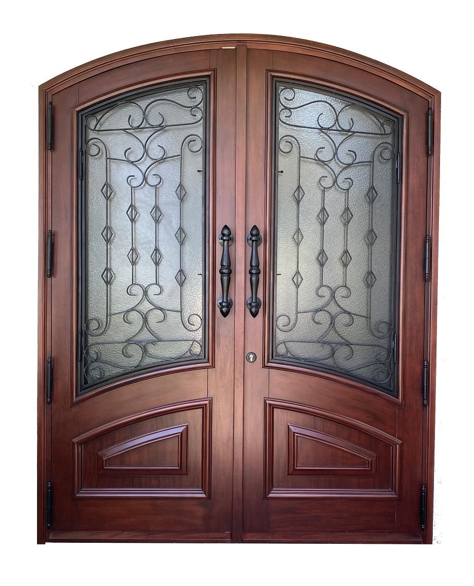 MERIDIAN MAHOGANY DOOR