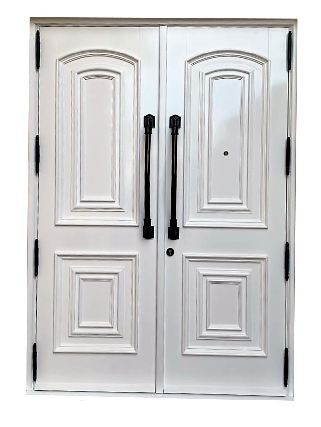 PRINCESS MAHOGANY WHITE DOOR