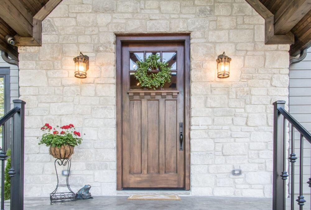 Wood Entry Door Styles