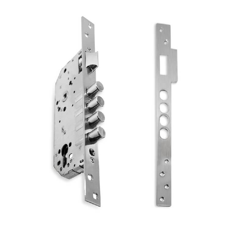 MULTI-BOLT SECURITY LOCKING SYSTEM