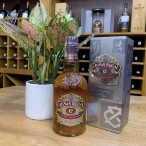 CHIVASREGAL 12YO 12X70CL 40% – CV01