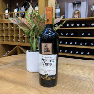 Rượu vang Puerto Viejo Cabernet – CW02
