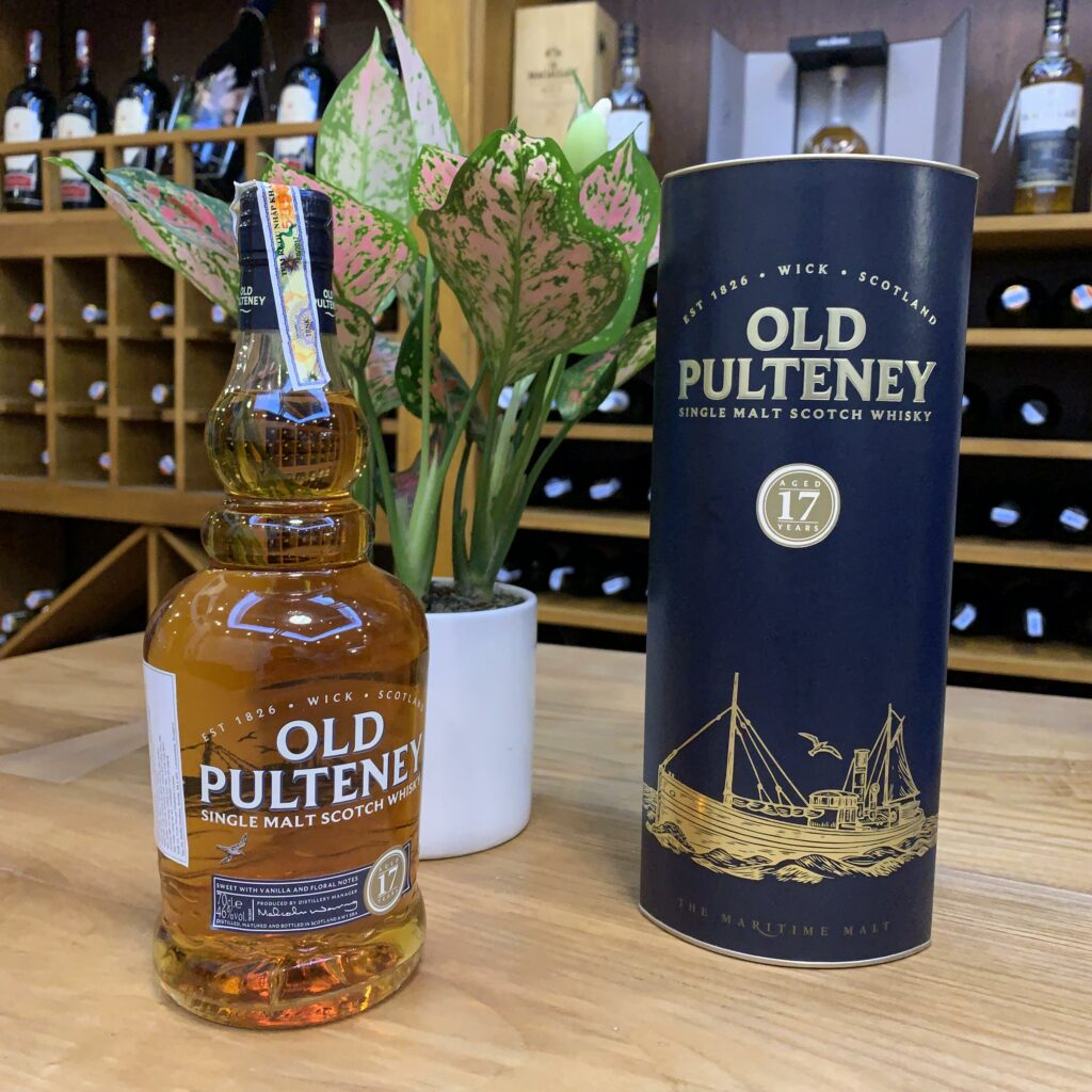 R.M Old Pulteney 17Yo Single Malt Scotch Whisky