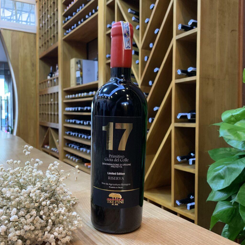 R.V 17 Gioia del Colle Limited