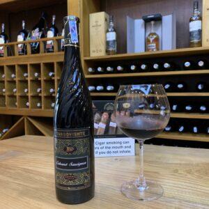 Rượu Vang CabernetReserve (chai xoắn) – BW01
