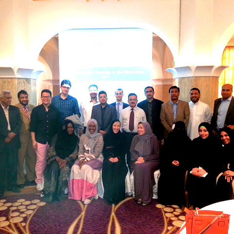Creating an Inclusive Culture, Saudi Arabia