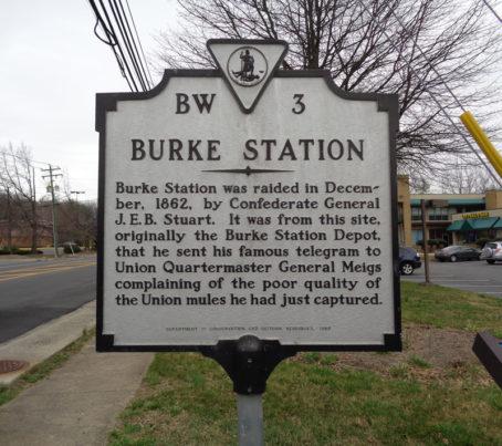 burke-station-historical-marker