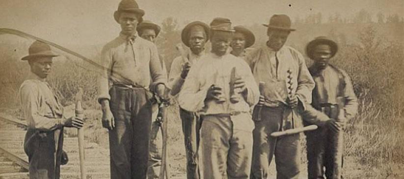 civil war marker honors african american woodcutters in burke