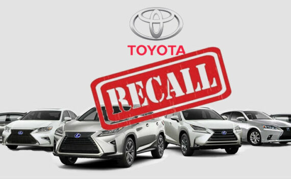 Toyota's Gas Pump safety recall involves over 20 of their 2018 - 2019 Toyota and Lexus models including LS, ES, GS, IS LX, 4Runner, Camry, Corolla, Highlander, Land Cruiser, Sequoia, Sienna, Tacoma, and Tundra