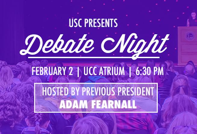 PVP Debate Night