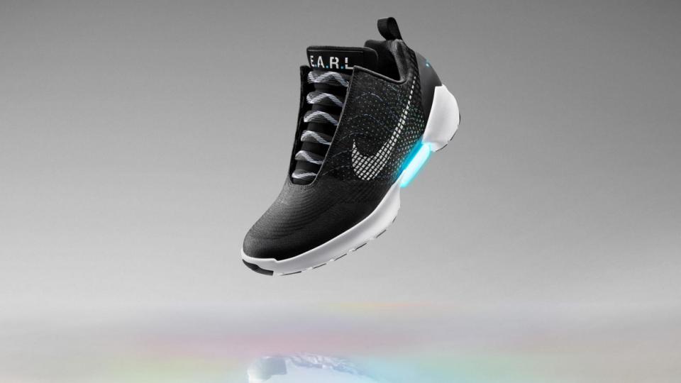 nike hyper adapt sneaker