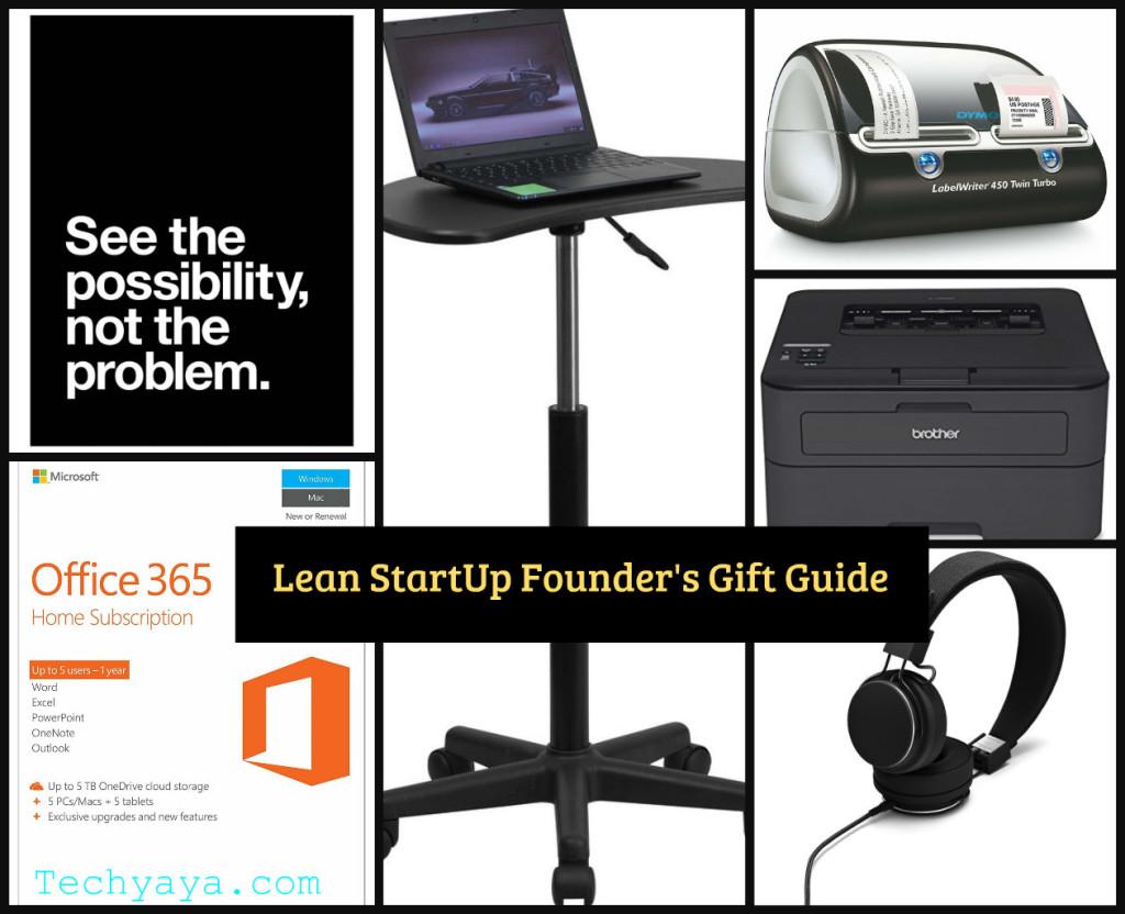 start up founder gift guide