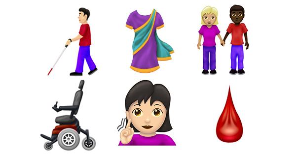 new emoji biracial