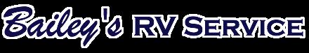 Baileys RV Service