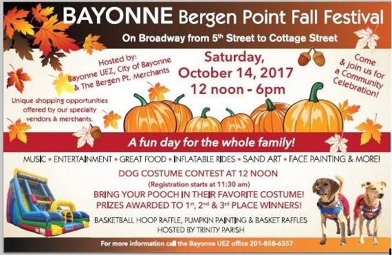 Bayonne Bergen Point Fall Festival