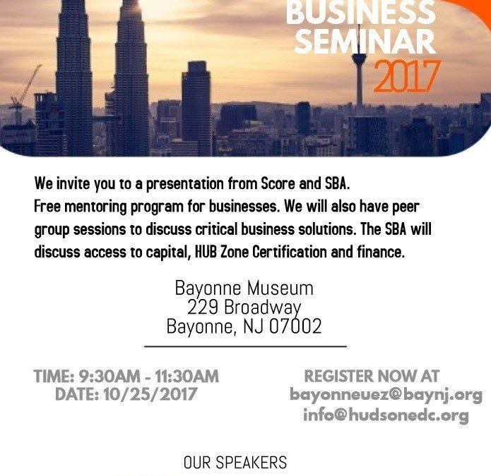 Business Seminar 2017