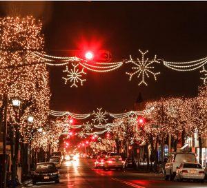 Annual Tree Lighting Ceremony on Tuesday, November 21, 2017