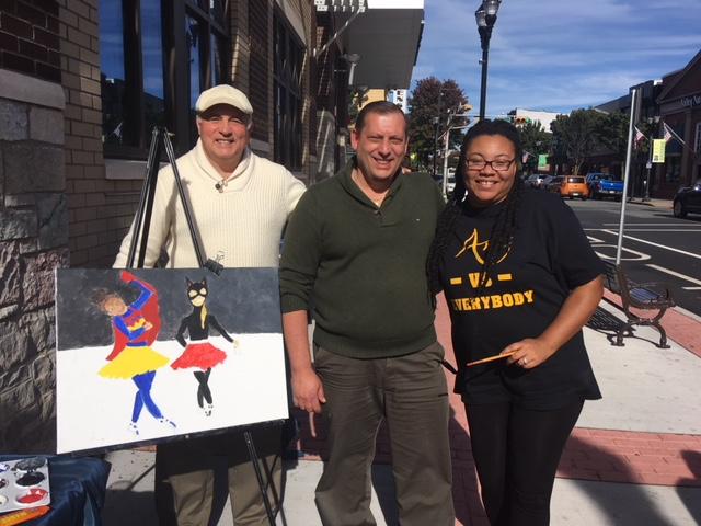 Art on Broadway – Saturday, October 28, 2017