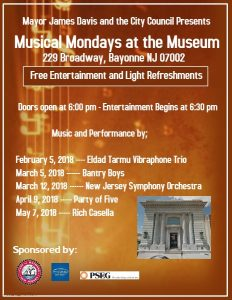 Music at the Museum Dates