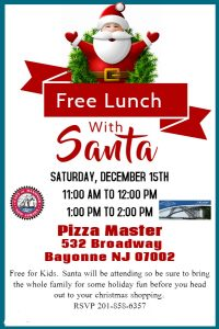 Free Lunch with Santa