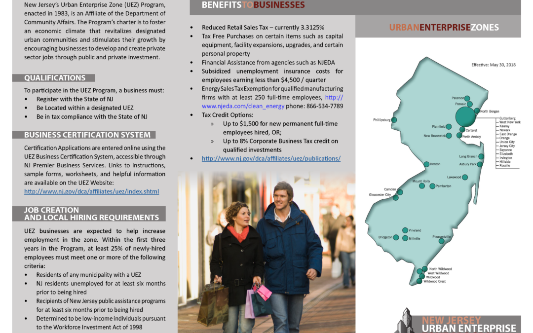 UEZ Program Information