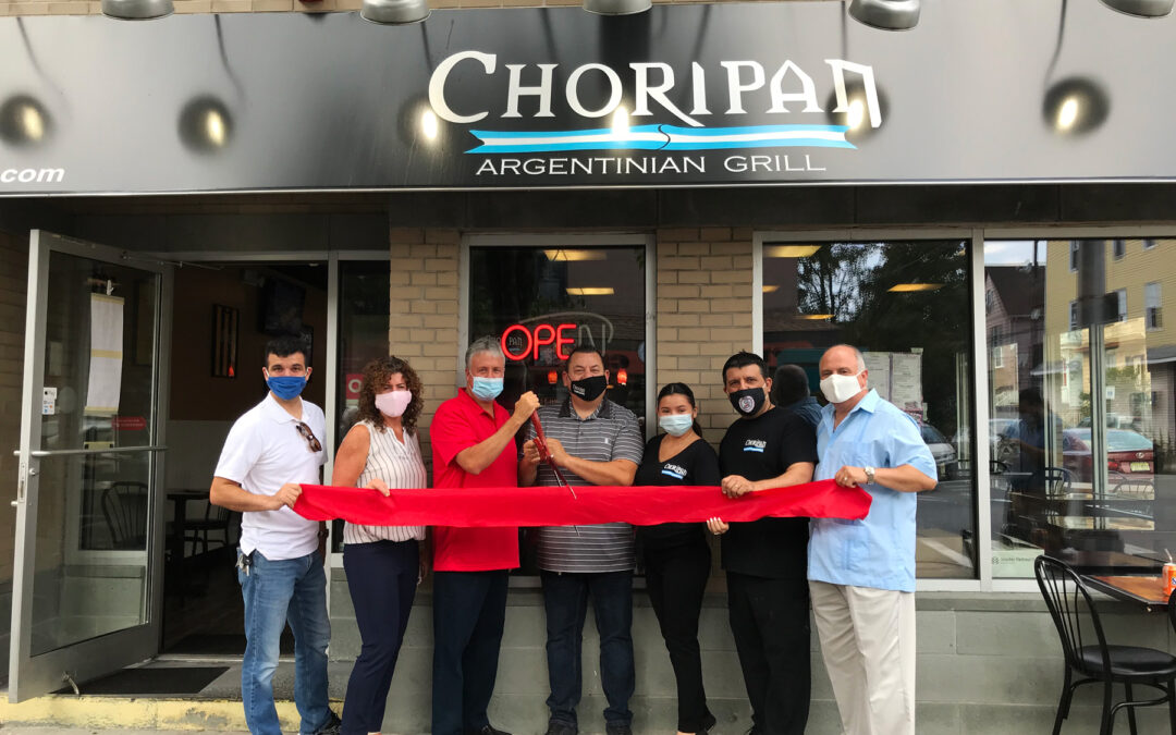 Choripan Argentinian Restaurant Ribbon Cutting