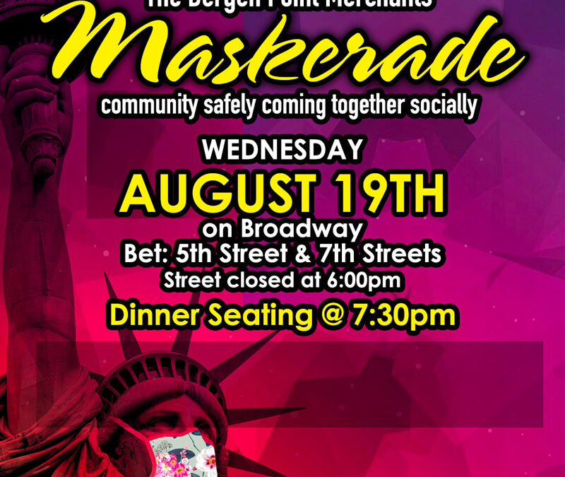 Maskerade Promos – This Wednesday, August 19th