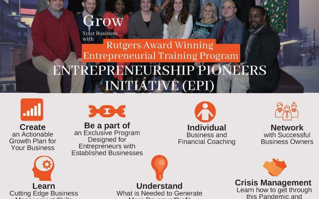 Rutgers Award-Winning Entrepreneurship Training Programs