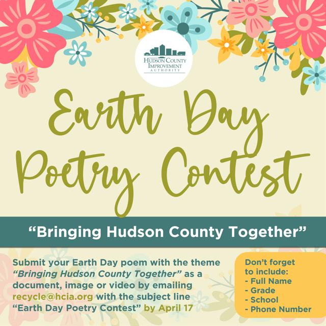 HCIA Poetry Contest