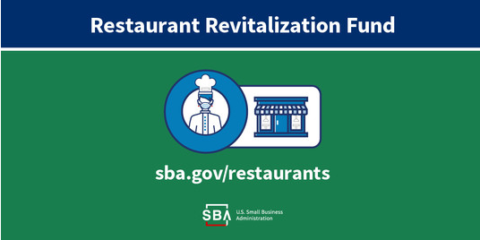Registration for the Restaurant Revitalization Fund is Now Open