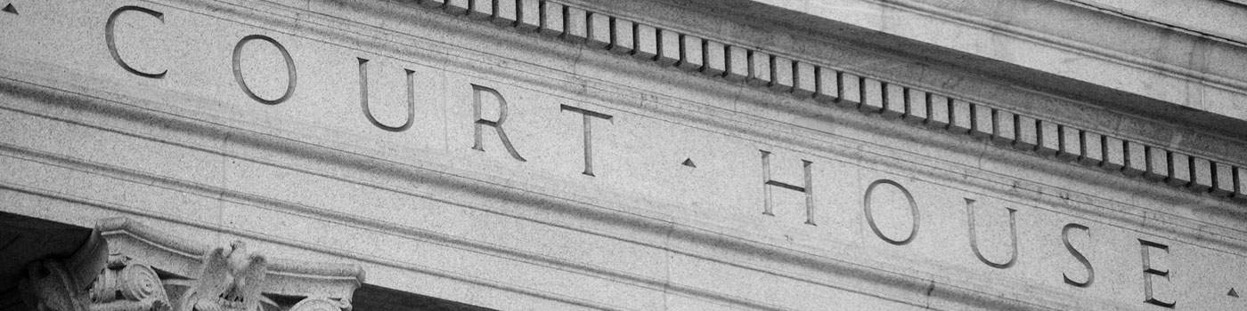 Courthouse Building Engraving