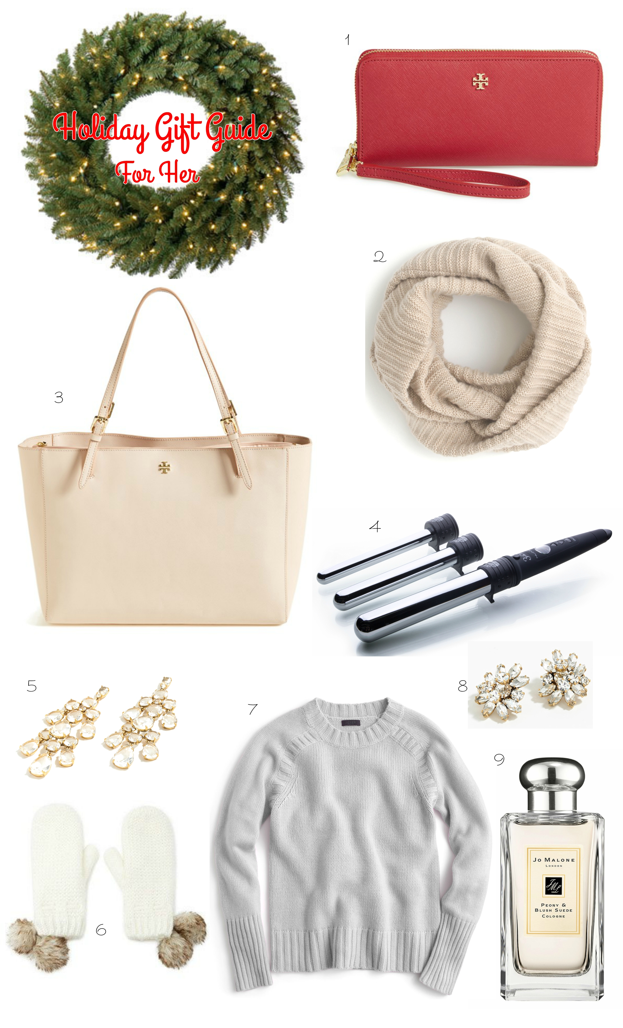 Holiday Gift Guide - For Her