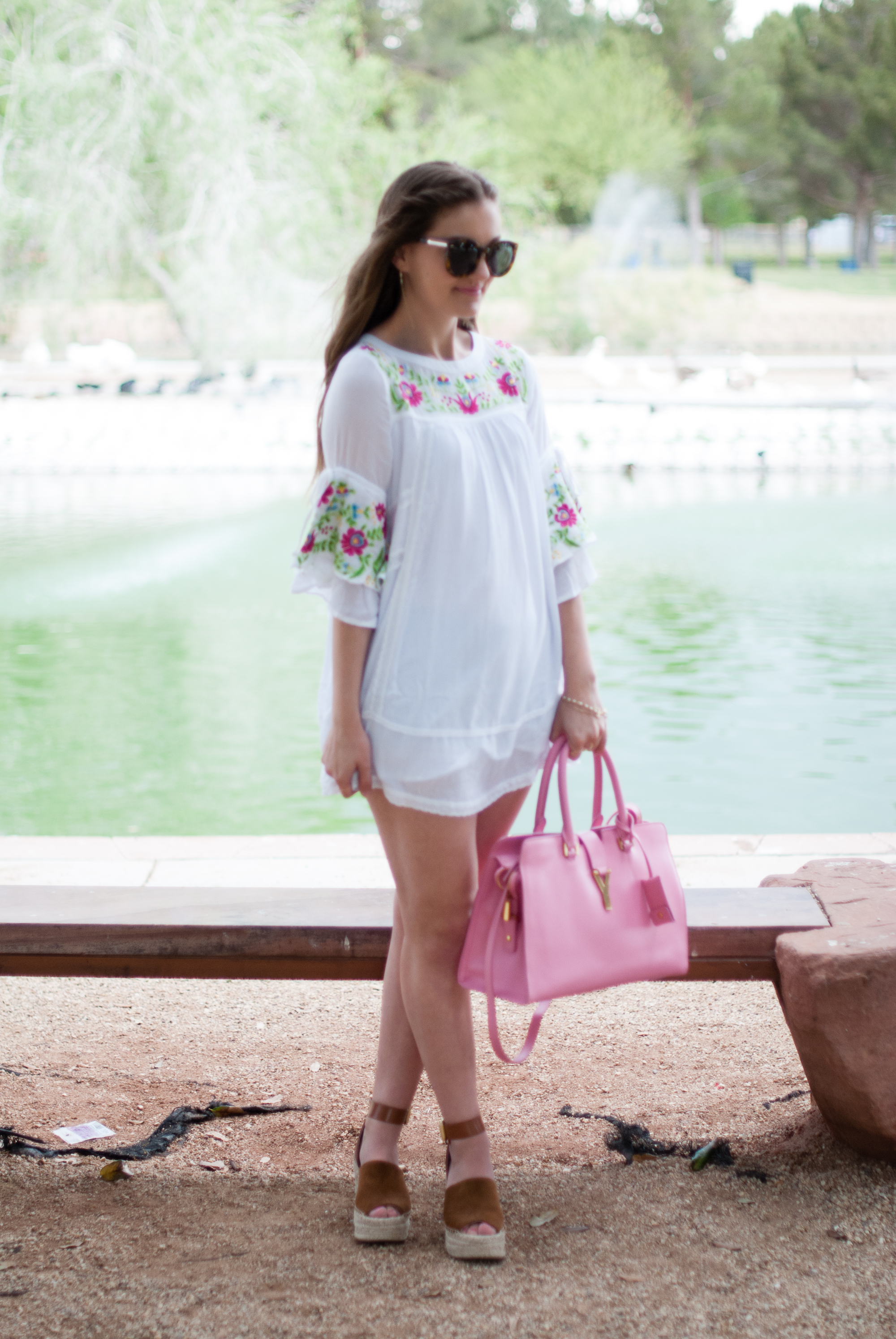 Spring Whites - Sincerely Hales