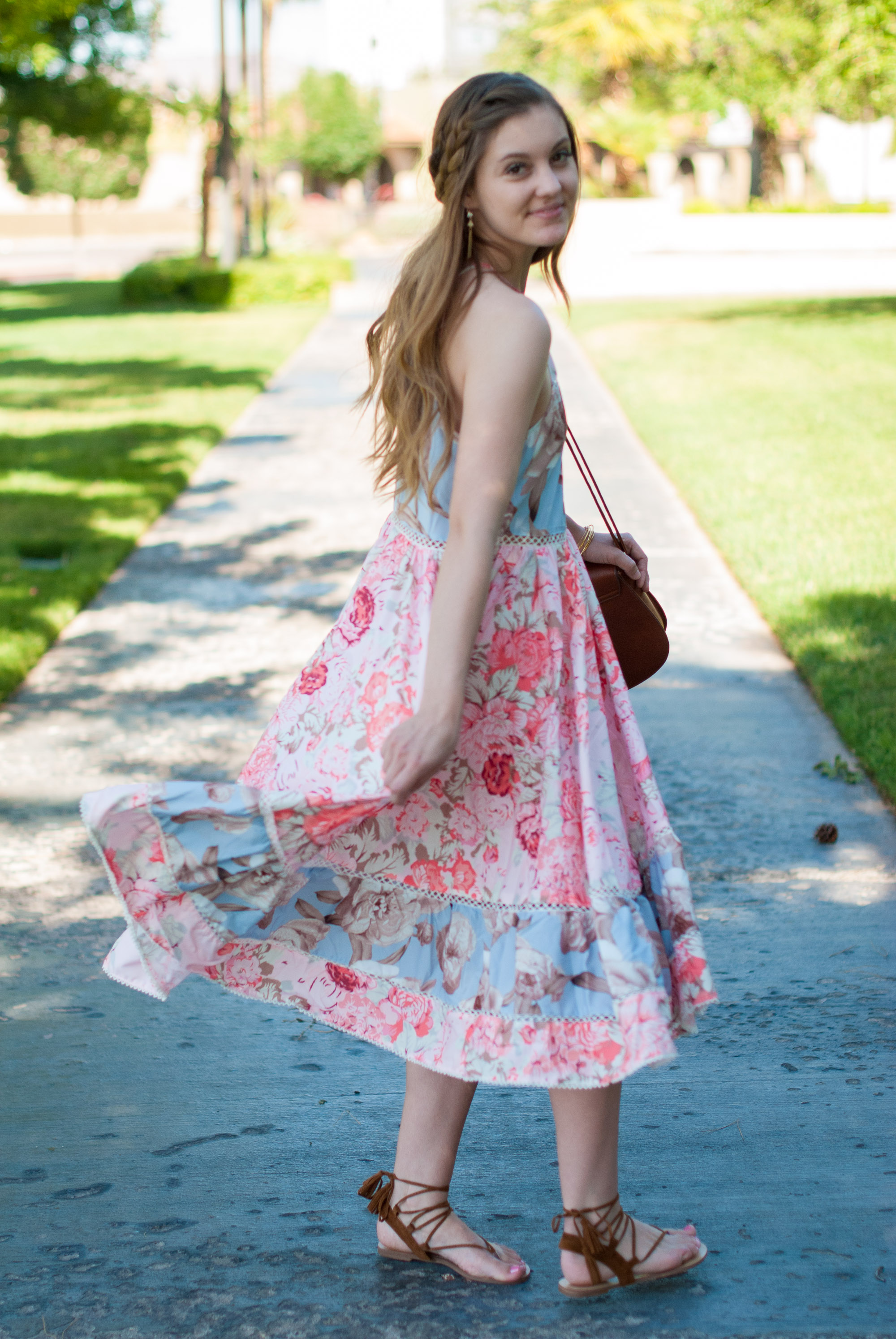 How to Style Floral - Sincerely Hales