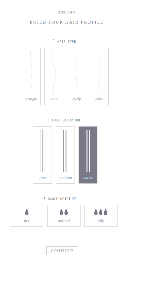 How I Personalize My Hair Care in 4 Easy Steps