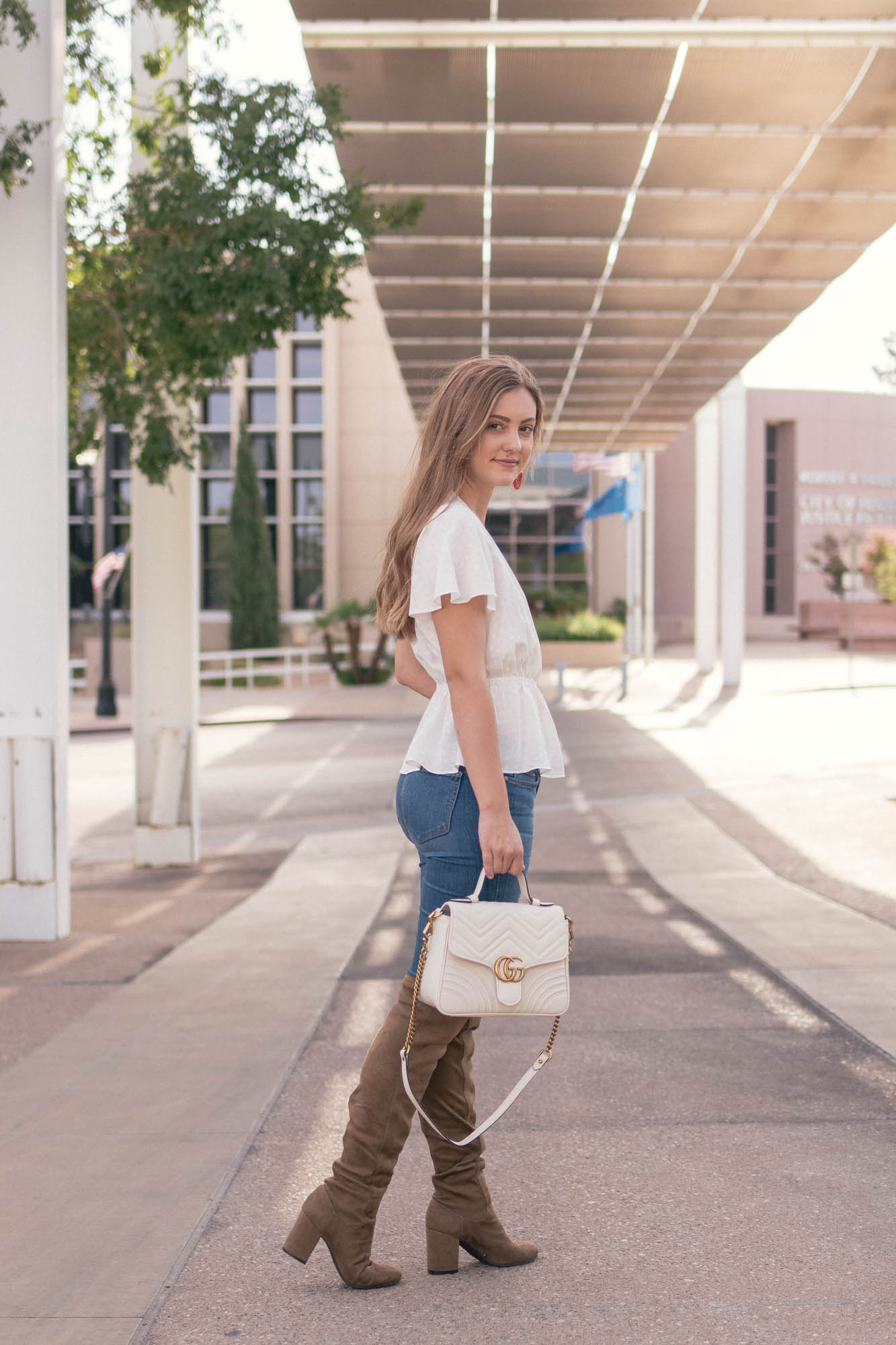 Mixing Summer & Fall - www.HaleighHall.com