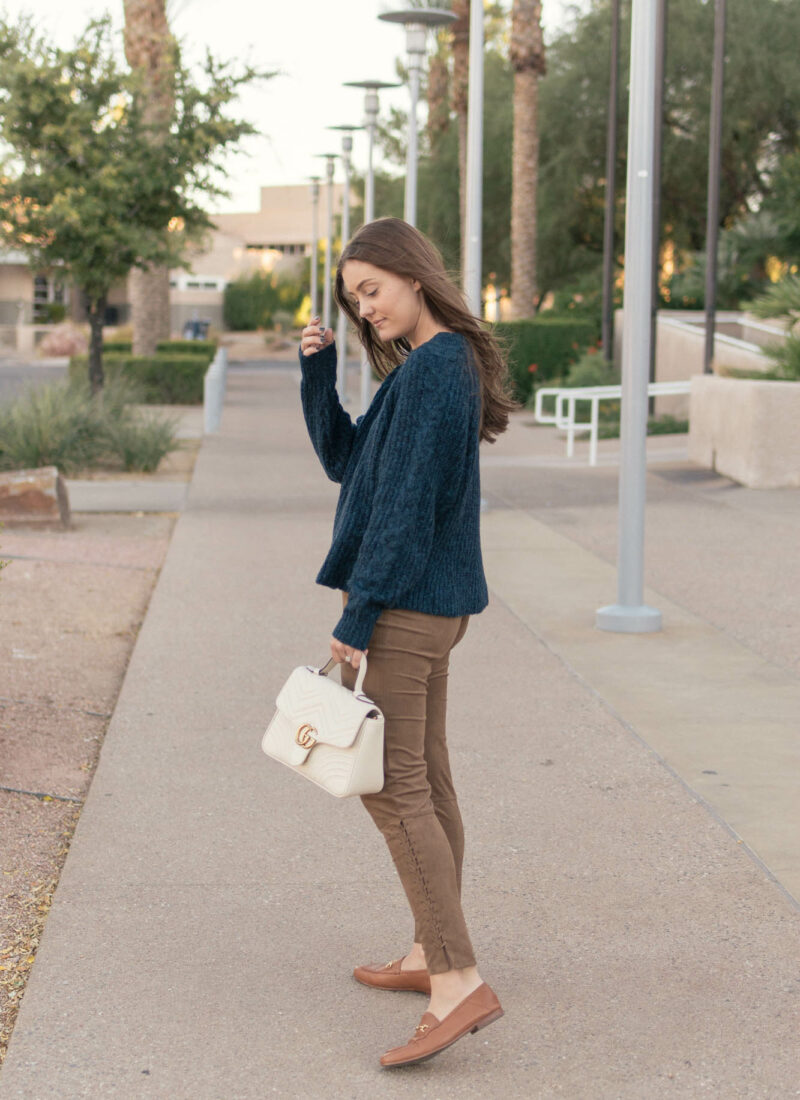 3 Comfy Alternatives to Basic Denim - www.HaleighHall.com