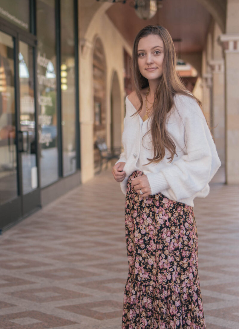 Skirts from Fall to Winter